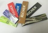 papiers de roulement de fumage de cigarette de qualité faite sur commande de la marque 14GSM