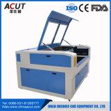 Gefäß-Laser-Gravierfräsmaschine Laser-80W für Hauptgeschäft