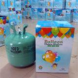 Cilindro de gás descartável do hélio do baixo preço 2014