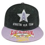 Gorra de béisbol con el pico plano SD16