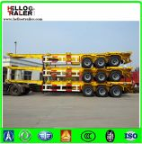 BPW Axle Skeleton Chassis Truck Trailer Container Semi-remorque