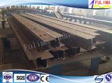 Viga soldada del acero de carbón H para el soporte de la construcción (FLM-HT-004)