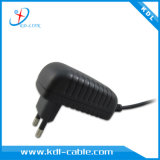 CA di Cutom 6V a CC Power Supply 100V-240V Adapter