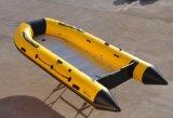 Liya 2mから6.5m小型膨脹可能なPVCポータブルのボート