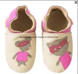 Brown chaussures de bébé en cuir, Bébé Tout Bottes, Bottes en cuir Chaussures bébé Coton