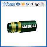 Hochdruckgummischlauch für Hydraulikflüssigkeiten (SAE100R4)