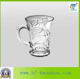 Cuvette en verre avec la verrerie en verre Kb-Hn0330 de cuvette de bière de traitement