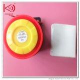 5453 avertisseur sonore aigu jaune rouge d'alarme de 120dB 130dB