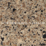 Solid acrilico Surface Engineered Artificial Quartz Stone per Vanity Top