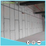 Zjt Lightweigh Soundprof & Fireproof Industrial Building Wall Panels