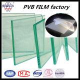 Fábrica real Manuafacturer do vidro laminado PVB