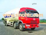 Caminhão de tanque maioria cúbico do cimento de FAW 8x4 35