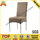 Hôtel restaurant Steel Fabric Dining Chair