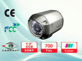 600tvl HD Color CCD Mini Weather Proof Camera