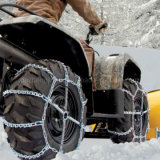 Schnee-Gummireifen-Ketten für Autos