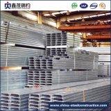 Atelier de la structure en acier mobilisable préfabriqué de qualité