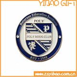 Emblema do metal barato Logo Customized Pin com Fitting Butterfly (YB-p-008)