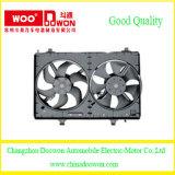 Вентилятор радиатора SUV/охлаждающий вентилятор радиатора автомобиля для Nissan/автоматического электрического вентилятора 21481-Jy20A