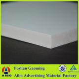 Твердые листы пены PVC пластмассы