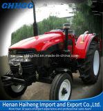Alimentador agrícola de tamaño mediano del alimentador 85HP 4WD de la rueda/alimentador de la potencia