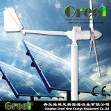 1kw niedrige U/Min elektrische festlegenwindmühlen für Verkäufe