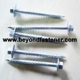 Autoperforantes tornillo autorroscante corte de la rosca del tornillo tipo 17 Tornillo de color