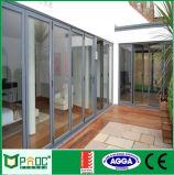 Accordéon/porte en aluminium normaux australiens de Bifolding