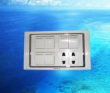 CZ-Reihen-Schalter und Einfaßung (CZ-001/002)