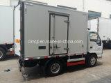 Nueva China Isuzu 600p Isulated Van Truck
