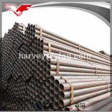 Carbono tubulação de aço de um preto de 36 polegadas