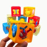 Jeux en plastique éducatifs de jouet pour le bébé