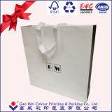 安いデザインスマートなショッピング紙袋の顧客用紙袋