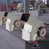 Maquinaria de la trituradora de martillo usada en las industrias de la explotación minera