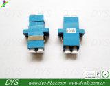 Attenuatore ottico duplex della fibra di singolo modo di LC, 1dB, 3dB, 5dB, 6dB, 10dB, 15dB, 30dB