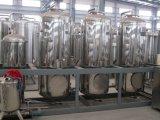 Línea 25t/H del tratamiento del agua potable para la botella plástica