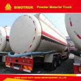 Caminhão de tanque maioria da potência do cimento de HOWO 6X4 30cbm