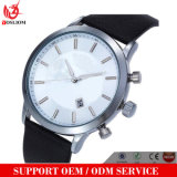 Yxl-659 2016 Men Fashion Custom Logo Relógios Atacado, Relógio de couro genuíno, Assista Men Leather