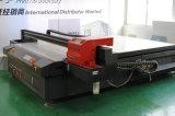Impressora Flatbed UV da máquina de impressão de Fb-2513r para a madeira, vidro, PVC