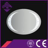 El cuarto de baño Jnh248 refleja el espejo decorativo LED de la pared con los modelos de Beauitful