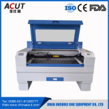 Do CO2 do laser de estaca da máquina do ofício do laser máquina 1390 de estaca de couro pequena