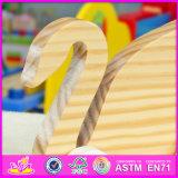 Игрушка W05b149 лебедя 2016 новых малышей конструкции деревянная