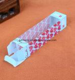 caja plástica plegable impresa aduana (caja de embalaje de PP/PVC/PET)