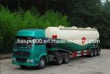 Camion-citerne en bloc de ciment