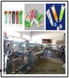 Lamellenförmig angeordnetes Zahnpasta-Gefäß, das Maschine-Sunway herstellt