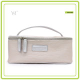 2016 Hot Selling Multifunction Vente en gros en PVC en cuir Custom Cosmetic Bag