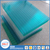 Панель поликарбоната UV пальто пластичная Bendable преграждая подкрашиванная Sunhouse