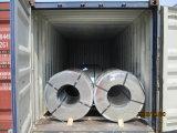 Bobina de acero del Al-Zn de la INMERSIÓN caliente del Anti-Dedo para el azulejo de acero