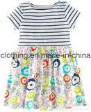 子供のフラワーチャイルドの女の子の服は着る(SQD-113)