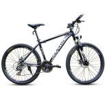 24速度のShimanoのトーナメントのアルミ合金のマウンテンバイクのサイクルの自転車を使って