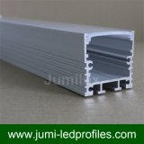 China Supplier Profil en aluminium LED en U Meilleur vendeur